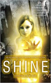 Shine by Jetse de Vries: Book Cover