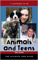 Animals and Teens by Gail Green: NOOK Book Cover