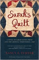 Sarah's Quilt by Nancy E. Turner: Book Cover
