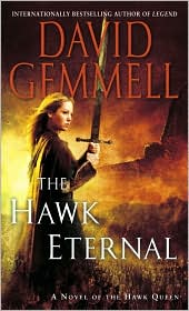 BARNES & NOBLE | The Hawk Eternal (Hawk Queen Series #2) by David ...