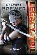 Soulbound (The Legacy of Tril Series #1) by Heather Brewer: NOOK Book Cover