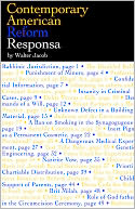 download Contemporary American Reform Responsa book