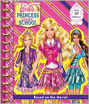 Princess Charm School (Barbie) by Mary Man-Kong: NOOK Book Cover