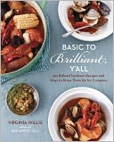 Basic to Brilliant, Y'all by Virginia Willis: NOOK Book Cover