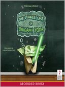 The Strange Case of Origami Yoda by Tom Angleberger: Audio Book Cover