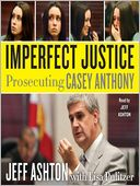 Imperfect Justice by Jeff Ashton: Audio Book Cover