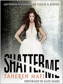 Shatter Me by Tahereh Mafi: Audio Book Cover
