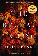 The Brutal Telling (Armand Gamache Series #5) by Louise Penny: NOOK Book Cover