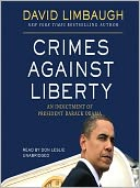 Crimes against Liberty by David Limbaugh: Audio Book Cover
