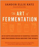 The Art of Fermentation by Sandor Ellix Katz: Book Cover