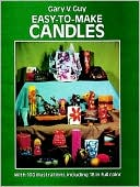 Easy-to-Make Candles by Gary V. Guy: Book Cover