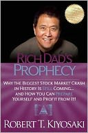Rich Dad's Prophecy by Robert T. Kiyosaki: Book Cover