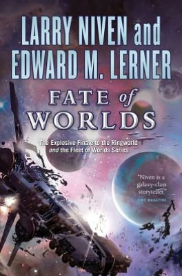 Ebooks download free books Fate of Worlds: Return from the Ringworld  9780765331007 in English by Larry Niven, Edward M. Lerner