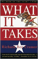 What It Takes by Richard Ben Cramer: Book Cover