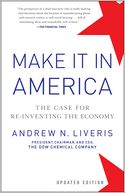 Make It In America, Updated Edition by Andrew Liveris: Book Cover