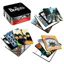 Coasters Beatles Album Covers in Tin by Vandor: Product Image