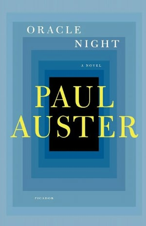 Free pdf ebooks download links Oracle Night by Paul Auster