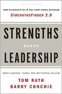 Strengths-Based Leadership by Tom Rath: Book Cover