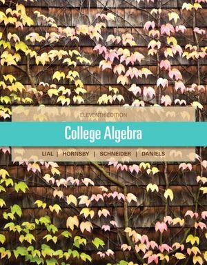Free online textbook downloads College Algebra 9780321671790 in English