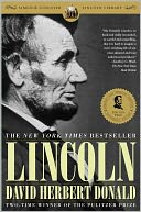 Lincoln by David Herbert Donald: NOOK Book Cover