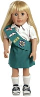 Jr. Girl Scout Chloe 18 inch Play Doll by Charisma Brands: Product Image