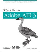 download What's New in Adobe AIR 3 book