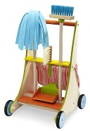 Wonder Cleaning Cart by Wonderworld: Product Image