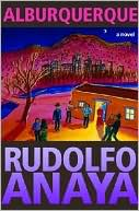Alburquerque by Rudolfo Anaya: Book Cover