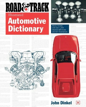 Download kindle book The Road and Track Illustrated Automotive Dictionary (English Edition) MOBI iBook RTF 9780837601434 by John Dinkel