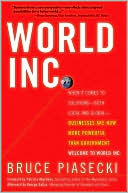 World, Inc. by Bruce Piasecki: Book Cover