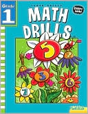 Math Drills by Flash Kids Flash Kids Editors: Book Cover