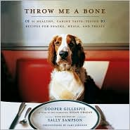 Throw Me a Bone by Cooper Gillespie: Book Cover