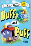 Huff and Puff by Tish Rabe: NOOK Kids Read to Me Cover