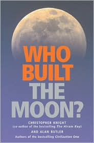 Who Built the Moon? by Christopher Knight: Book Cover