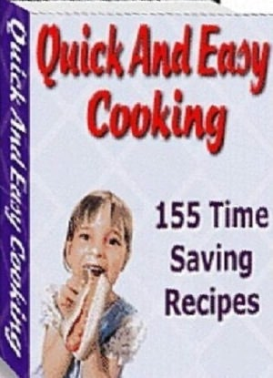 quick easy cooking recipes