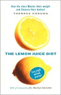 Lemon Juice Diet by Theresa Cheung: Book Cover
