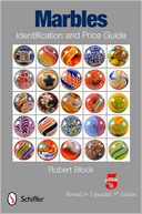 Marbles Identification and Price Guide by Robert Block: Book Cover