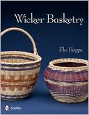 Wicker Basketry by Flo Hoppe: Book Cover