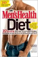 The Men's Health Diet by Stephen Perrine: Book Cover