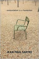 Existentialism Is a Humanism by Jean Paul Sartre: Book Cover