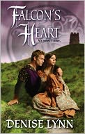 Falcon's Heart by Denise Lynn: NOOK Book Cover