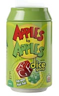 Apples To Apples Dice Game by Mattel: Product Image