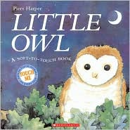 Little Owl by Piers Harper: Book Cover