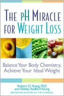 The pH Miracle for Weight Loss by Robert O. Young: Book Cover