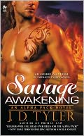 Savage Awakening (Alpha Pack Series #2) by J. D. Tyler: Book Cover