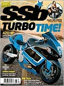 Super Streetbike - One Year Subscription: Magazine Cover