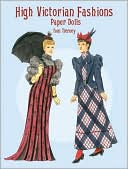 download High Victorian Fashions Paper Dolls book