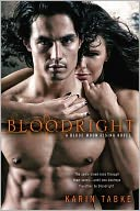 Bloodright (Blood Moon Rising Series #2) by Karin Tabke: Book Cover