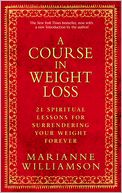 A Course in Weight Loss by Marianne Williamson: Book Cover