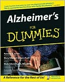 Alzheimer's For Dummies by Patricia B. Smith: Book Cover